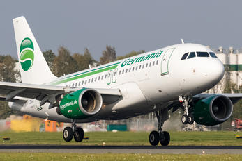 D-ASTT - Germania Airbus A319