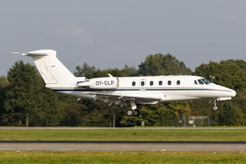 OY-CLP - North Flying Cessna 650 Citation VII