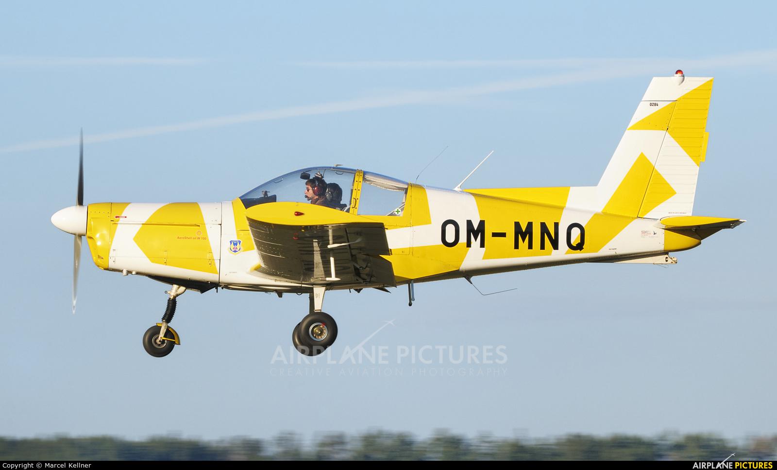 Aeroklub Svidník OM-MNQ aircraft at Spišská Nová Ves