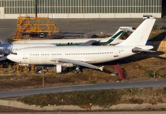 TC-SGB - Saga Airlines Airbus A310
