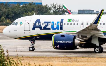 F-WWIC - Azul Linhas Aéreas Airbus A320 NEO