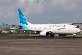 PK-GFK - Garuda Indonesia Boeing 737-800