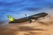 JA08VA - Vanilla Air Airbus A320 aircraft
