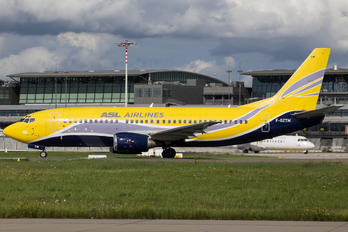F-GZTM - ASL Airlines Boeing 737-300QC