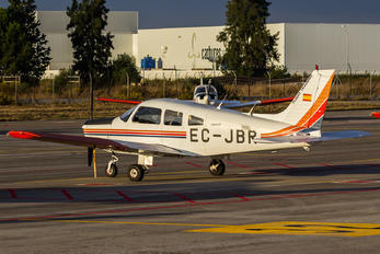 EC-JBR - Private Piper PA-28 Warrior