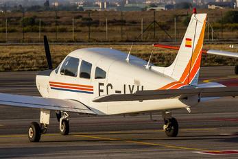 EC-IYU - Private Piper PA-28 Warrior