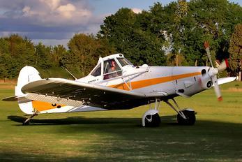G-BHUU - Private Piper PA-25 Pawnee