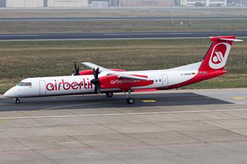 D-ABQR - Air Berlin de Havilland Canada DHC-8-402Q Dash 8