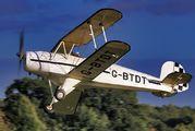 G-BTDT - Private Casa 1.131E Jungman aircraft