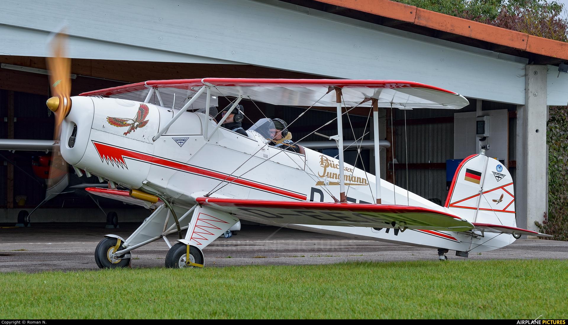 Private D-EEGN aircraft at Bad Wörishofen