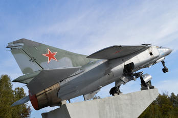 45 - Russia - Air Force Mikoyan-Gurevich MiG-23MLD