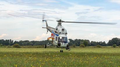 SN-02XP - Poland - Police Mil Mi-2