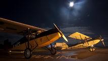 G-AAPZ - The Shuttleworth Collection Desoutter Mk1  aircraft