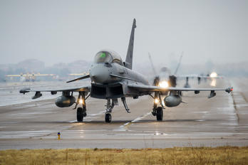 CE.16-11 - Spain - Air Force Eurofighter Typhoon