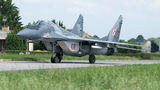 Poland - Air Force Mikoyan-Gurevich MiG-29A 108 at Malbork airport