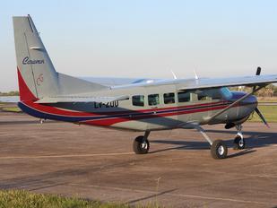 LV-ZOU - Private Cessna 208 Caravan