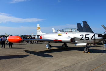 71-5254 - Japan - Air Self Defence Force Lockheed T-33A Shooting Star