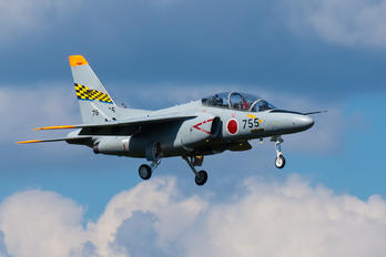 76-5755 - Japan - Air Self Defence Force Kawasaki T-4