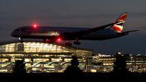 G-ZBKF - British Airways Boeing 787-9 Dreamliner aircraft