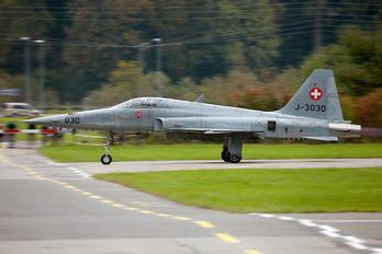 J-3030 - Switzerland - Air Force Northrop F-5E Tiger II