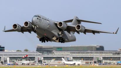 08-8204 - USA - Air Force Boeing C-17A Globemaster III