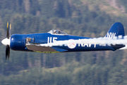 F-AZXJ - Private Hawker Sea Fury FB.11 aircraft