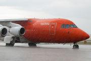 OO-TAR - TNT British Aerospace BAe 146-200/Avro RJ85-QT Quiet Trader aircraft