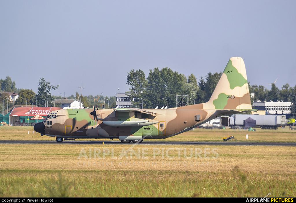Israel - Defence Force 436 aircraft at Radom - Sadków