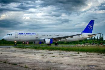 SX-ABD - Olympus Airways Airbus A321