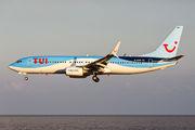D-ASUN - TUIfly Boeing 737-800 aircraft