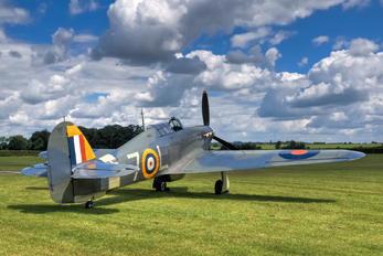 G-BKTH - The Shuttleworth Collection Hawker Sea Hurricane IB