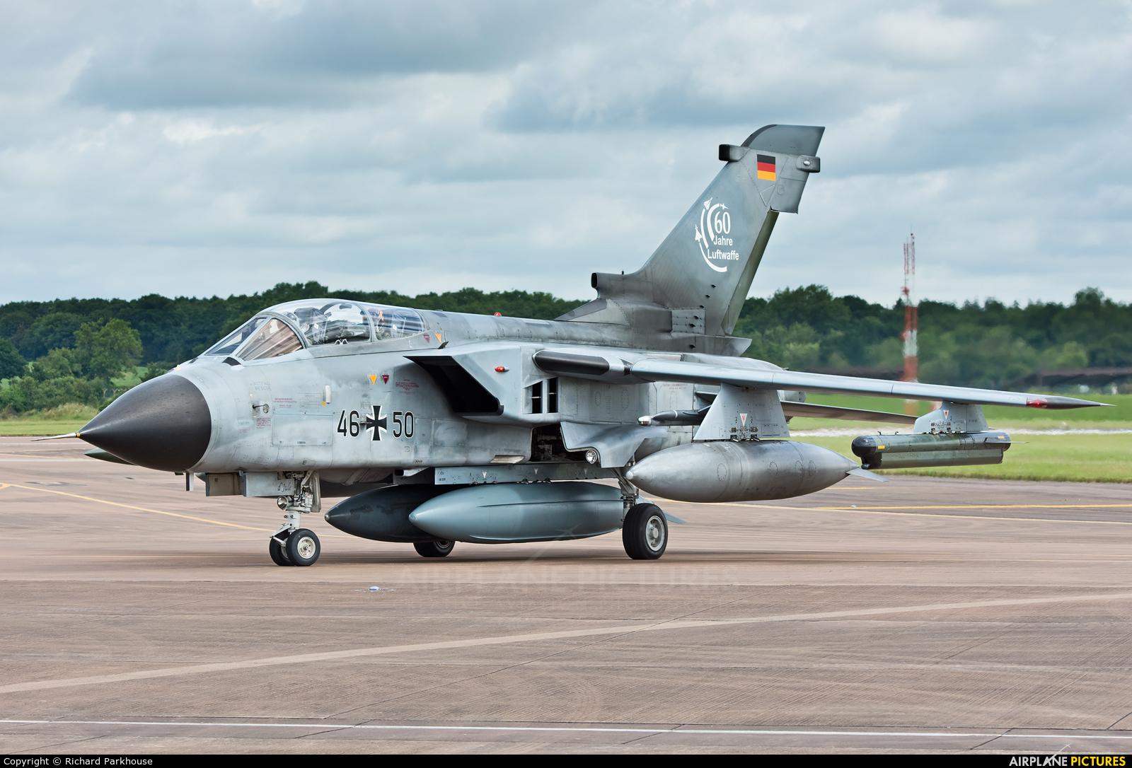 Germany - Air Force 46+50 aircraft at Fairford