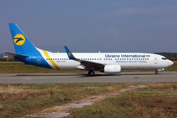 UR-PSN - Ukraine International Airlines Boeing 737-800