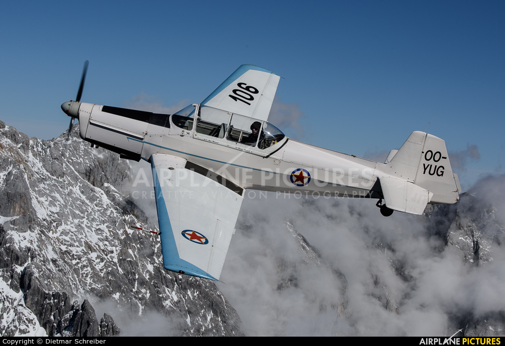 Private OO-YUG aircraft at In Flight - Austria