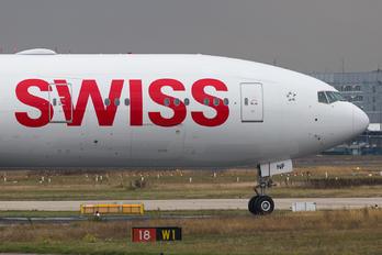HB-JNF - Swiss Boeing 777-300ER