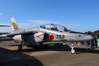 76-5752 - Japan - Air Self Defence Force Kawasaki T-4