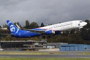 N265AK - Alaska Airlines Boeing 737-900ER aircraft