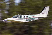 N72252 - Private Beechcraft 58 Baron aircraft