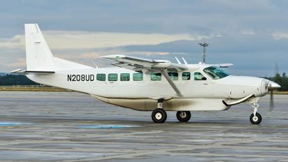 N208UD - Private Cessna 208B Cargomaster