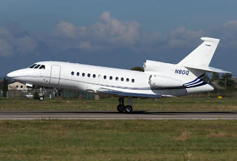 N80Q - United States Steel Corporation Dassault Falcon 900 series