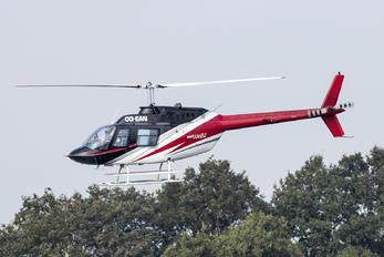 OO-EAN -  Bell 206B Jetranger III