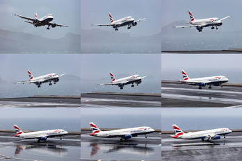 G-GATN - British Airways Airbus A320