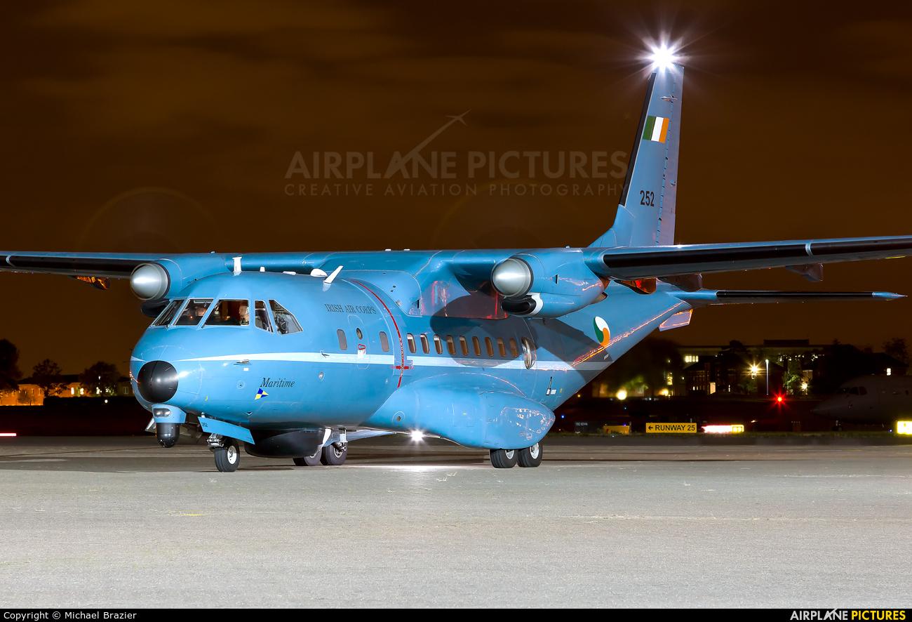 Ireland - Air Corps 252 aircraft at Northolt