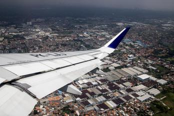 PK-LAJ - Batik Air Airbus A320