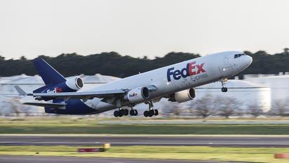 N601FE - FedEx Federal Express McDonnell Douglas MD-11F
