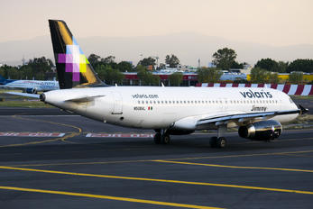 N508VL - Volaris Airbus A320