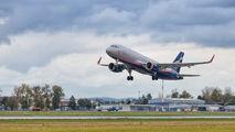 VQ-BSU - Aeroflot Airbus A320 aircraft