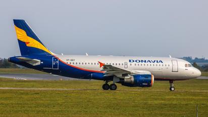 VP-BBT - Donavia Airbus A319