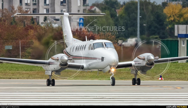 Airwing LN-MIX aircraft at Zagreb