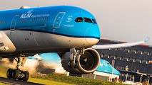 PH-BHF - KLM Boeing 787-9 Dreamliner aircraft